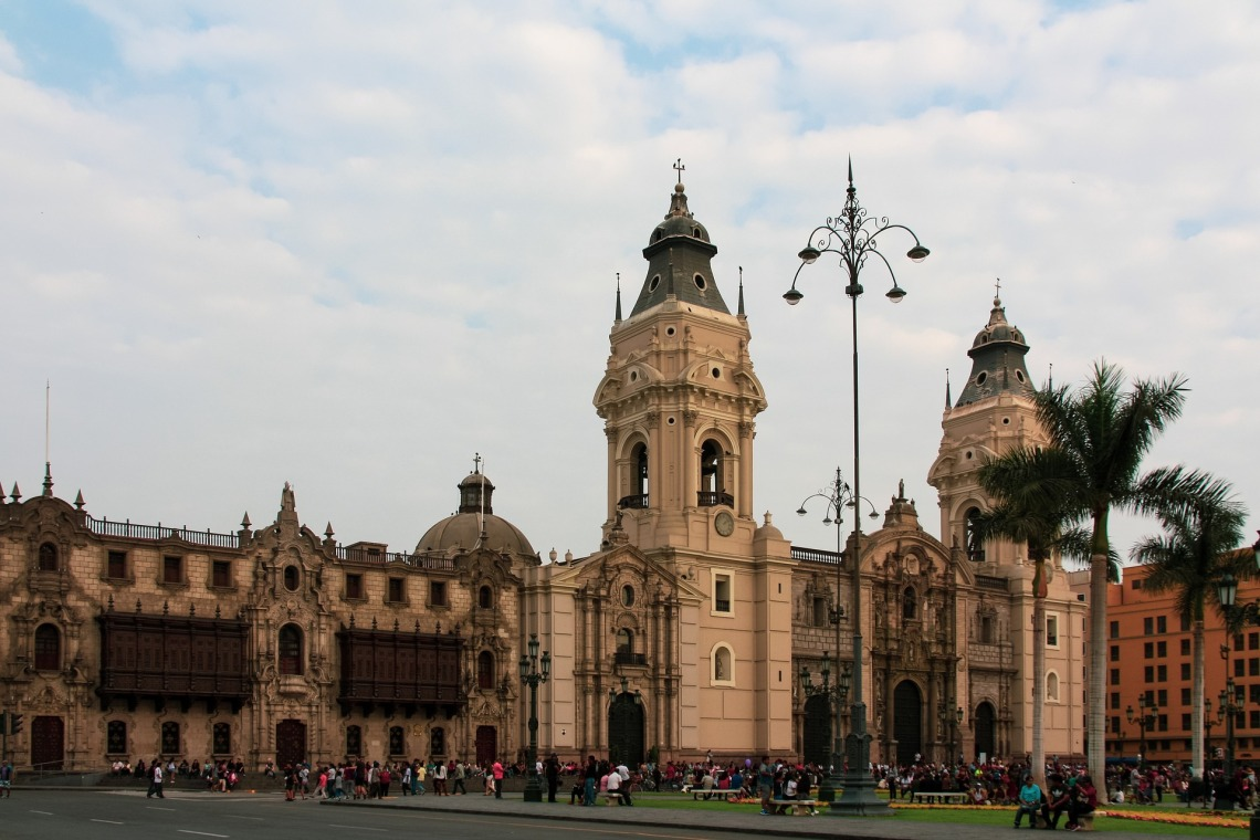 Centro de Lima