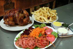 Día del Pollo a la Brasa