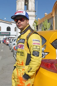 Mario Hart- Changan Rally Team