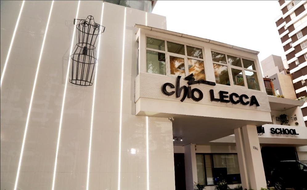 Chio Lecca - fachada