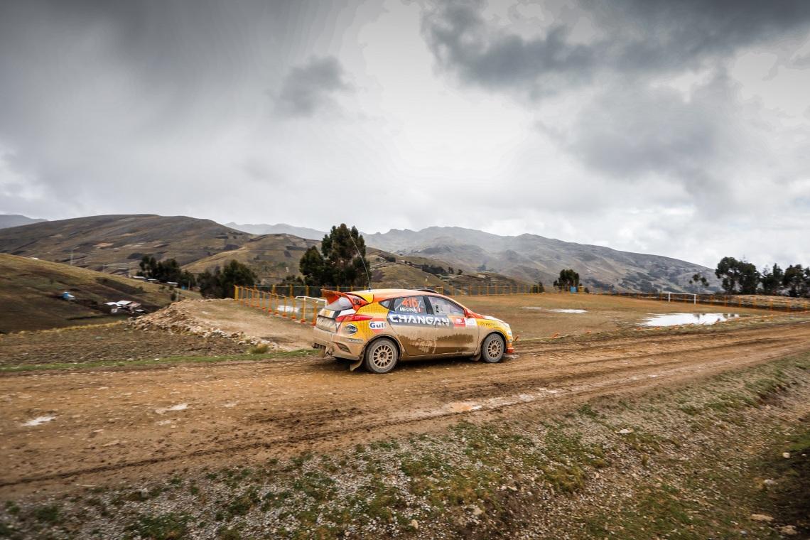 Changan Rally Team- Mario Hart (1)