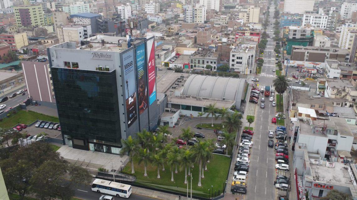 Foto Edificio Telefónica