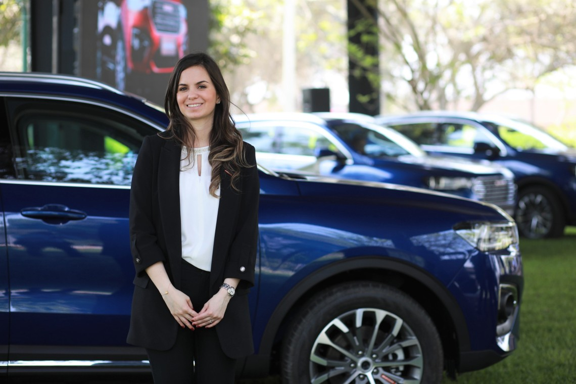Claudia Bel, Gerente de Great Wall Motors Company- Haval.JPG