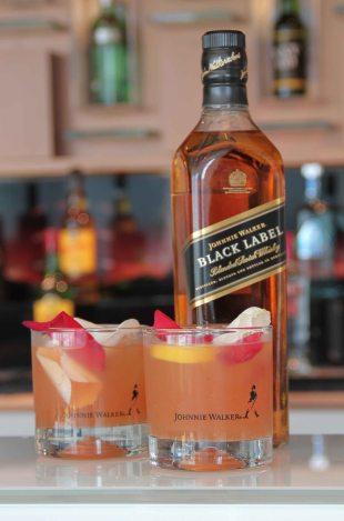 Cocteles San Valentín Whisky