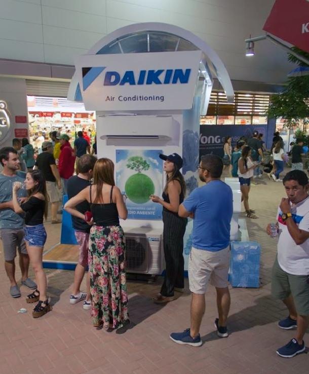Daikin - Boulevard Asia 2019