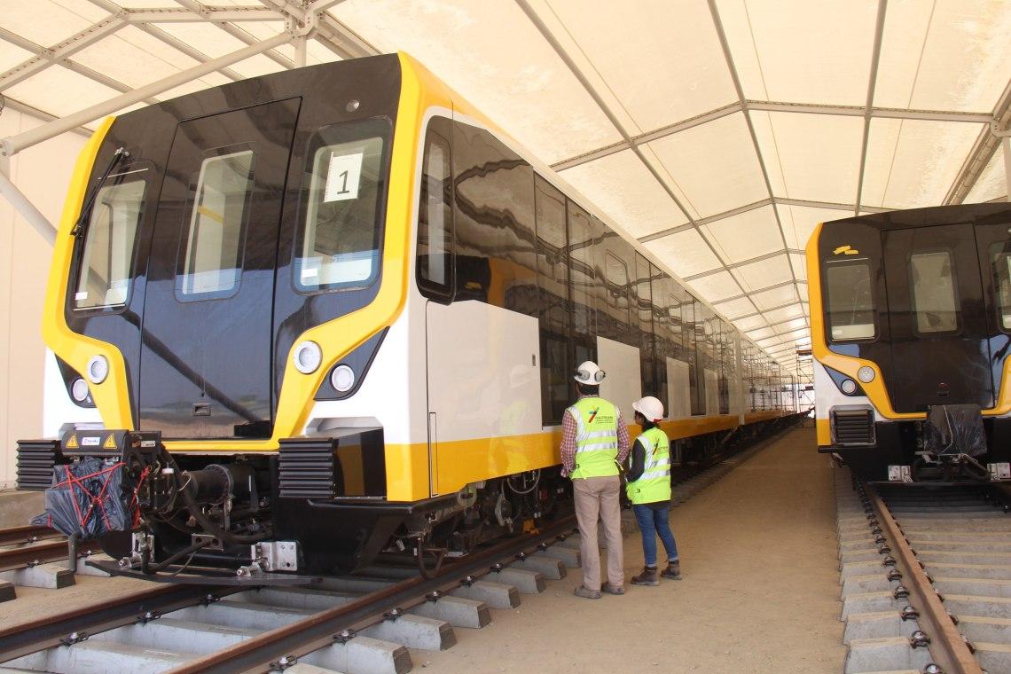 Tren línea 2