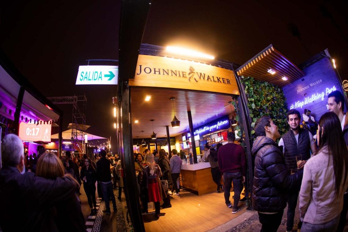 Highball Bar Johnnie Walker