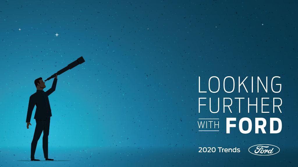 Ford - Tendencias 2020