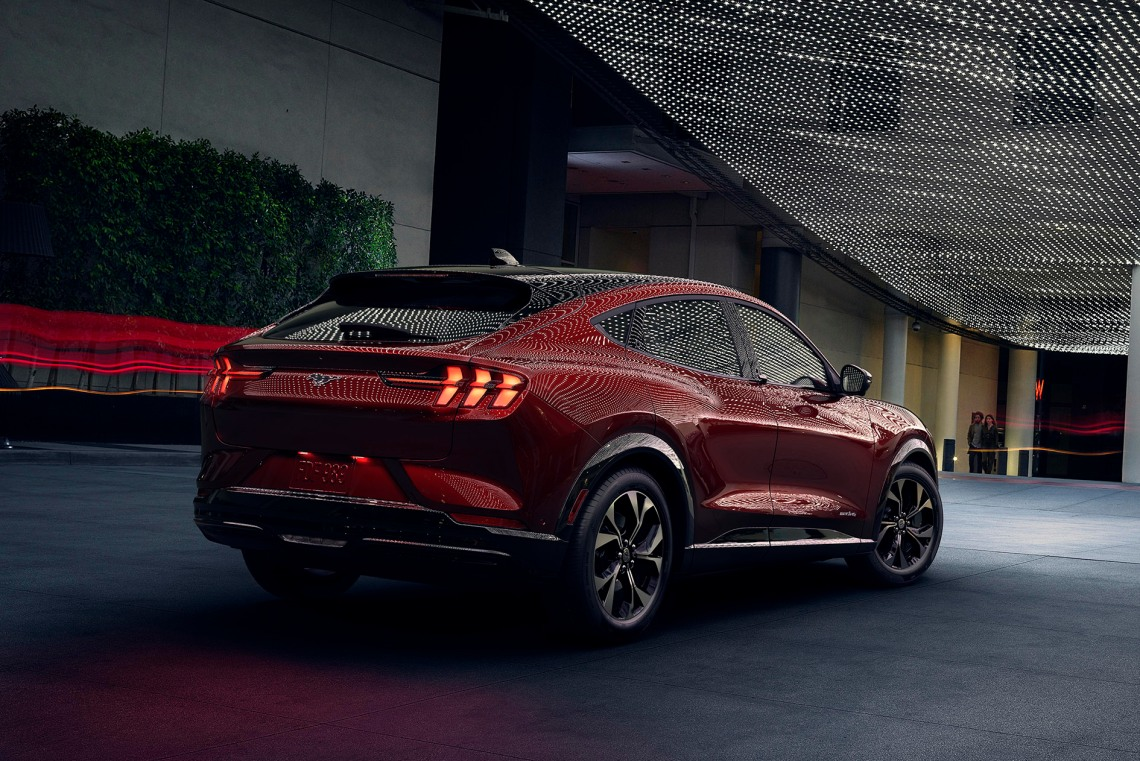 All-New Mustang Mach-E
