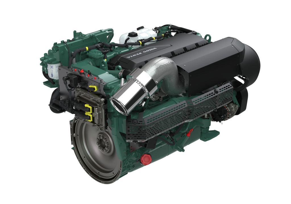 Motor D8