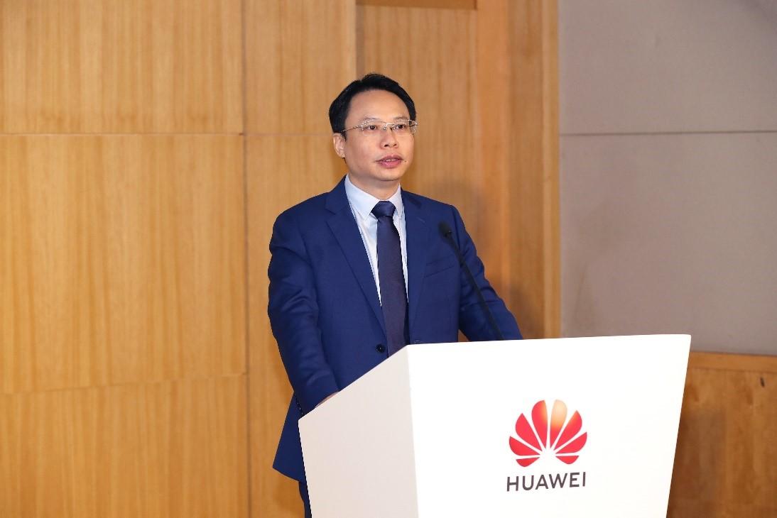 Eric Tan - Vicepresidente de Huawei CBG