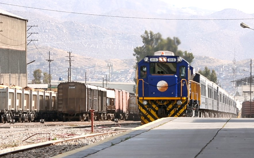 Ferrocarril Arequipa