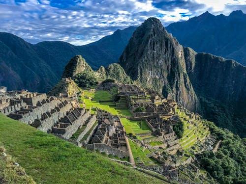 Foto 1 - Machu Picchu