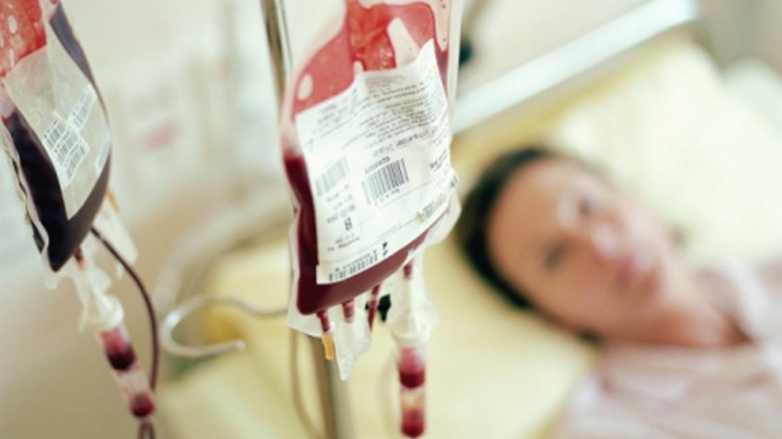 Nueva alternativa a las transfusiones de sangre