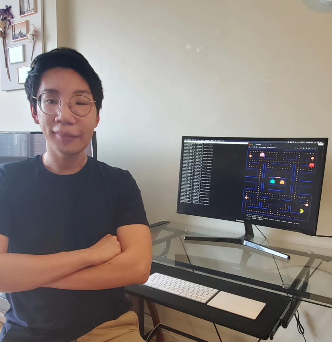 NVIDIA GameGAN Researcher Seung Wook Kim