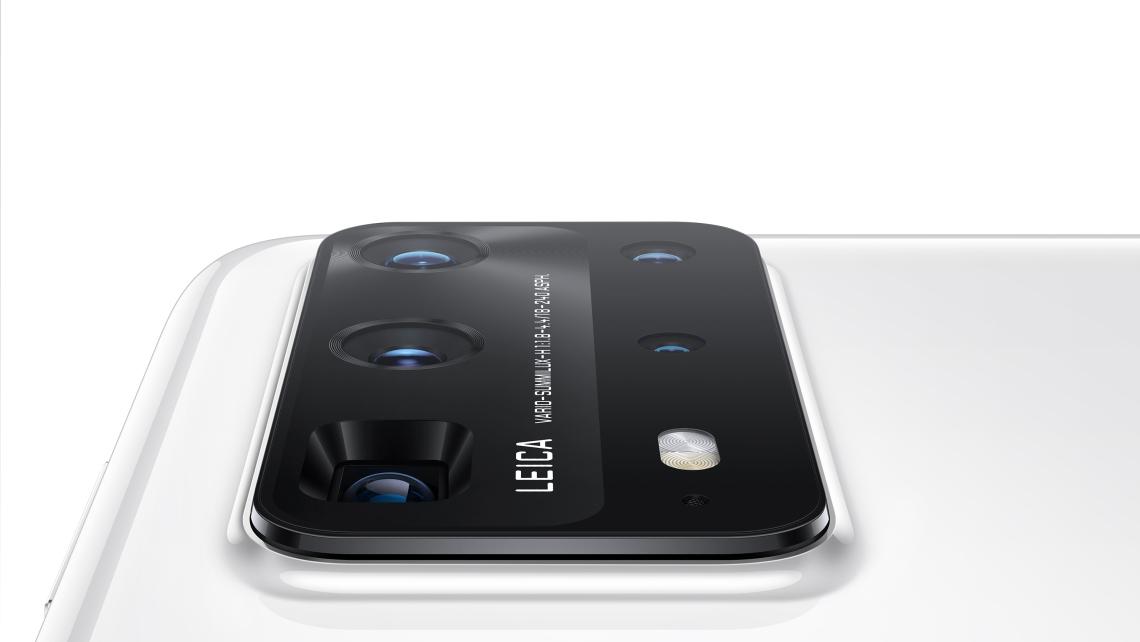 P40 Pro+_Angle of back camera