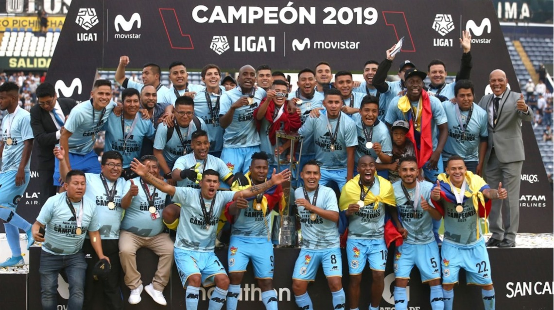 Foto 1. Liga1 Movistar