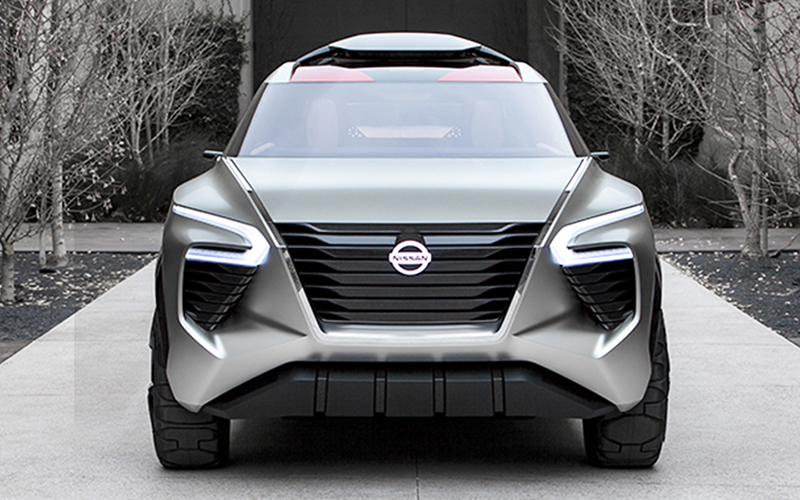 Imagen 2_Modelo de producción Nissan Rogue