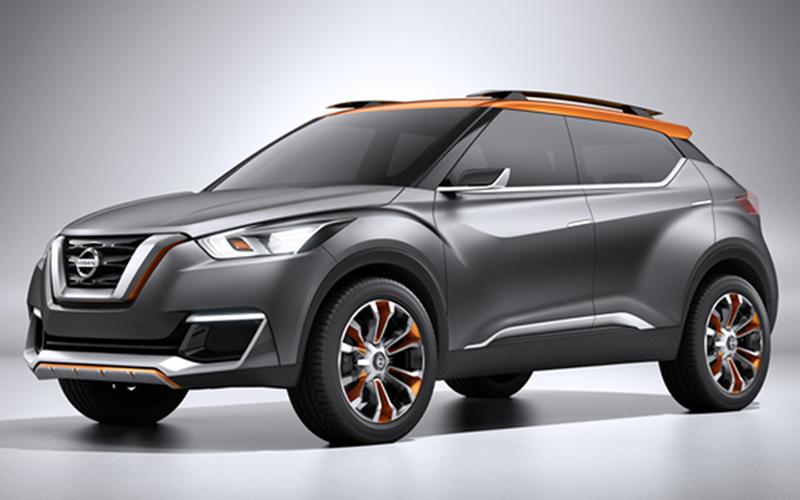 Imagen 4_Modelo de producción Nissan Kicks