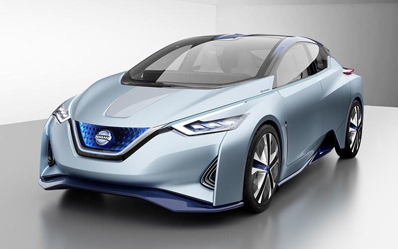 Imagen 6_Modelo de producción Nissan LEAF