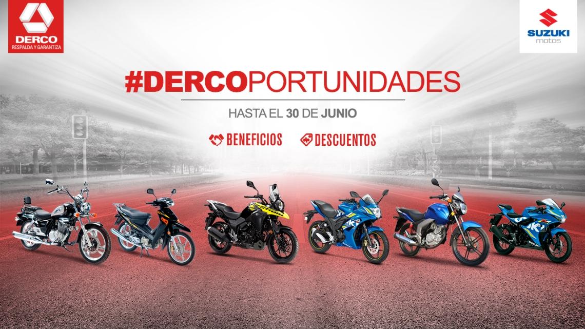 Motos - Derco