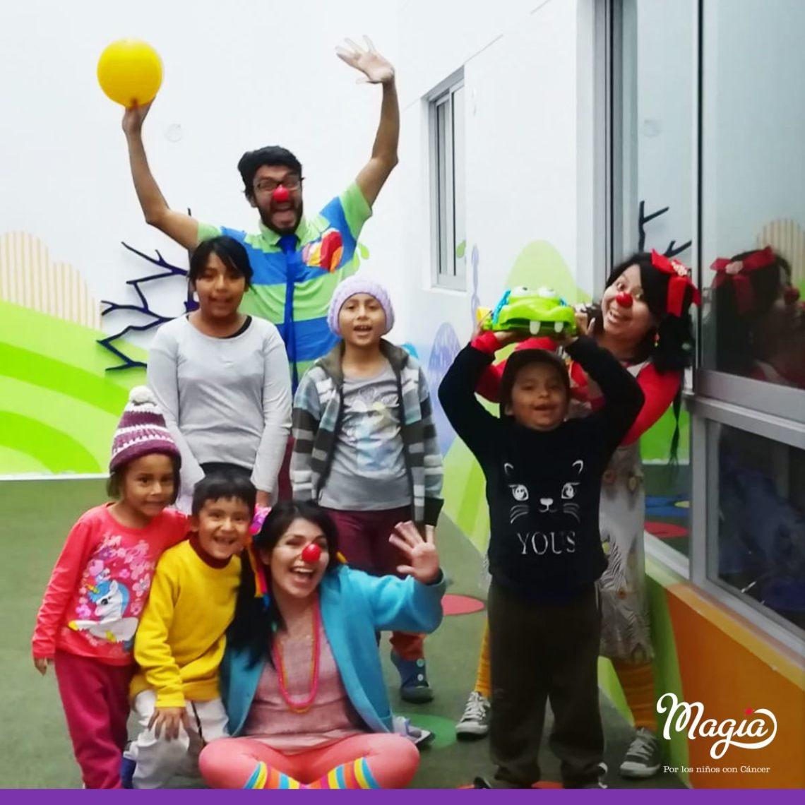 Agosto Actividad niños