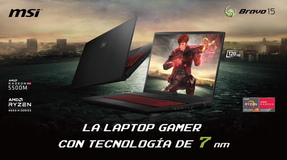La nueva generación de Procesadores AMD Ryzen 4000 llega a Perú