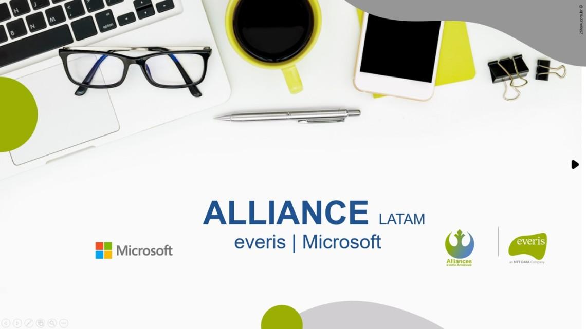 Everis - Microsoft alliance