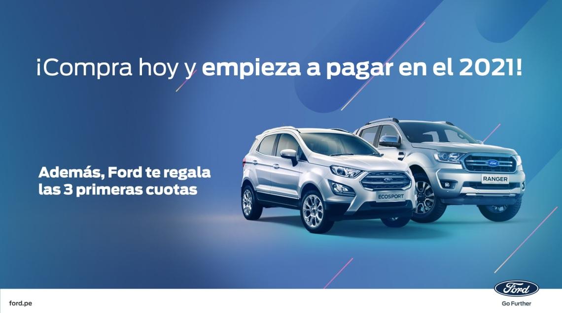 Ford - nuevos productos financieros