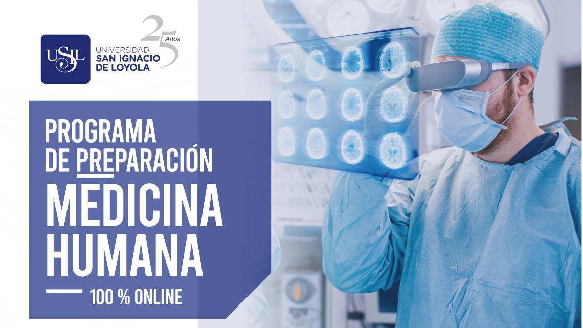 Programa de Preparación Medicina Humana USIL