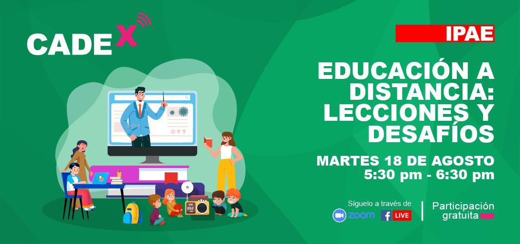 CADEx_EducaciónaDistancia_retos